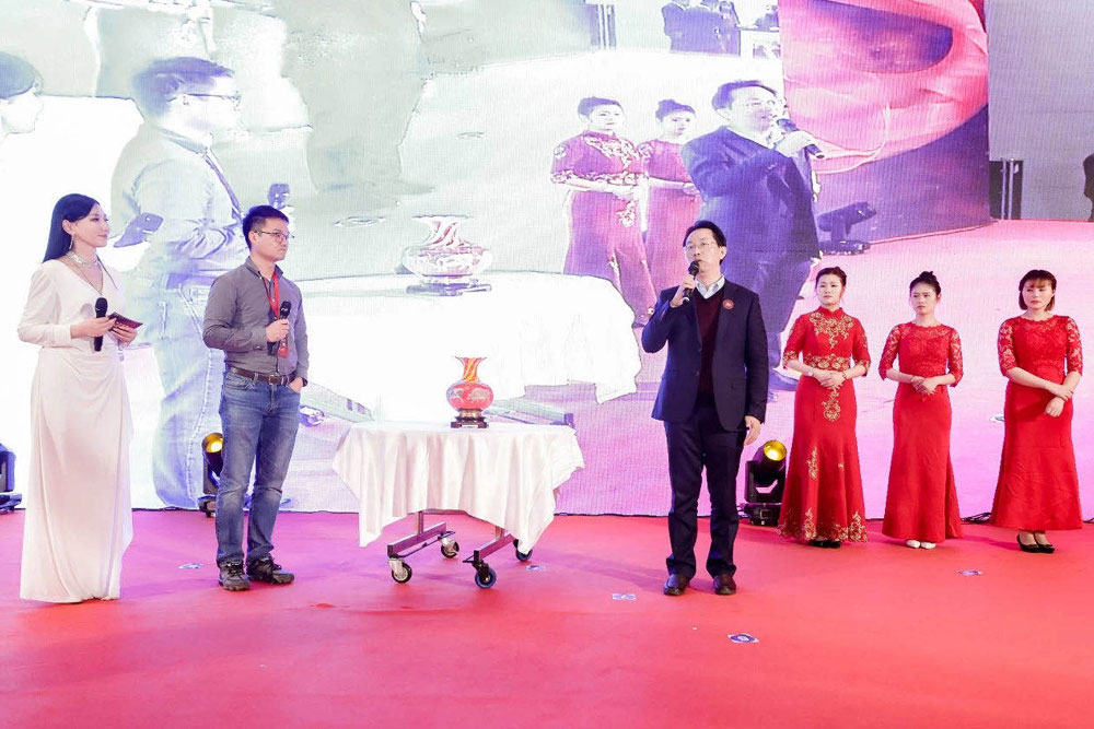 Review of the 20th Anniversary Ceremony of Micro-Tech (Nanjing)